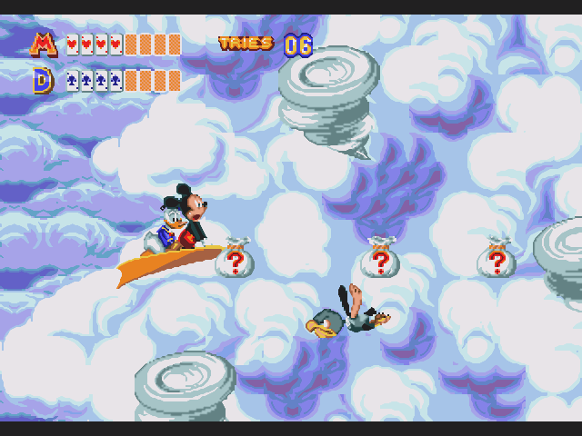 Скачать игру World of Illusion Starring Mickey Mouse & Donald Duck