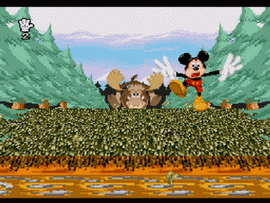 Скачать игру Mickey Mania - Timeless Adventures of Mickey Mouse