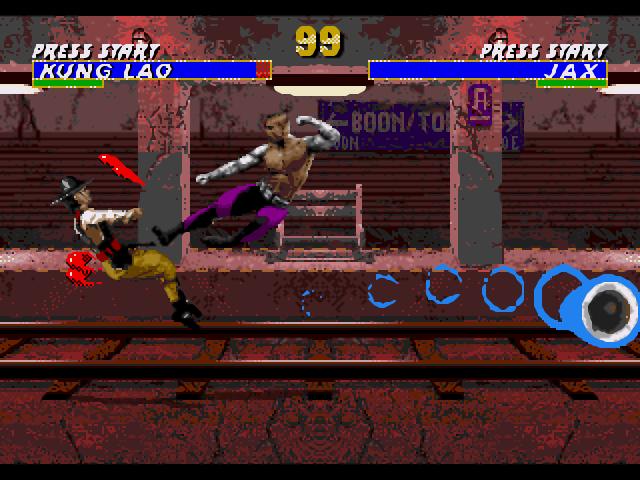 Скачать игру Mortal Kombat 3