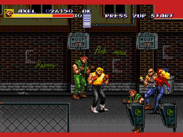 Скачать игру Streets Of Rage 3 (Bare Knuckle 3)