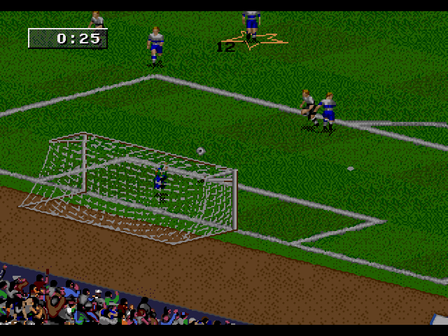 Скачать игру FIFA Soccer 98 - Road To The World Cup