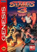 Streets Of Rage 3 (Bare Knuckle 3)