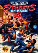 Streets Of Rage 2 (Bare Knuckle 2)