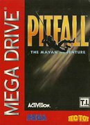 Pitfall — The Mayan Adventure