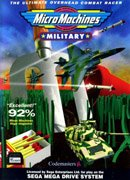 Micro Machines Military - It's a Blast!