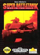 Super Battle Tank — War In The Gulf