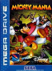 Mickey Mania - Timeless Adventures of Mickey Mouse скачать