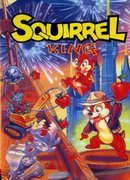 Squirrel King (Chip and Dale)