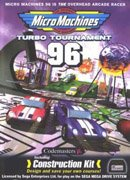 Micro Machines - Turbo Tournament '96 скачать