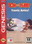 Tom and Jerry: Frantic Antics